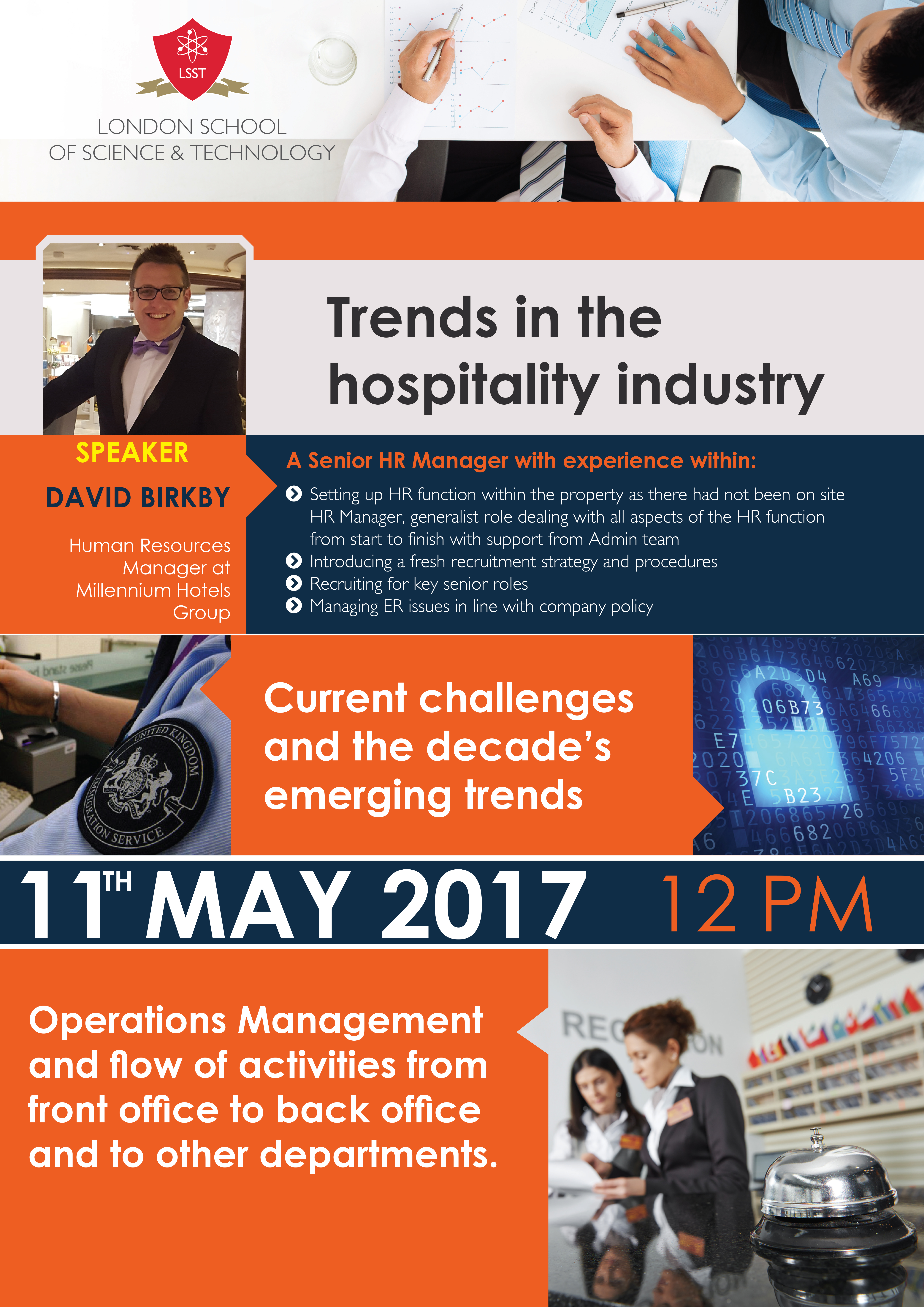 Trends in the hospitality industry