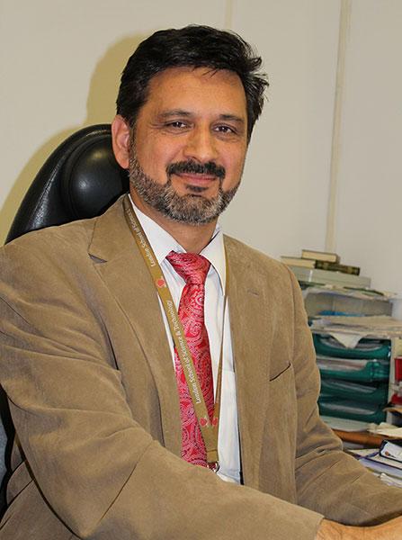 Syed B A Zaid
