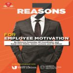 Seven reasons for employee motivation